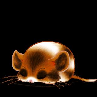 Adoptiere einen Maus Cappuccino