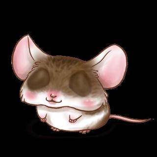Adoptiere einen Maus Cafe