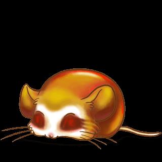 Adoptiere einen Maus Golden