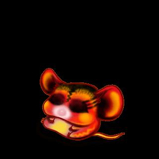 Adoptiere einen Maus Chinesischer Drache