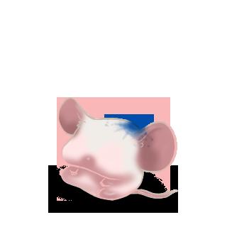Adoptiere einen Maus Tinte