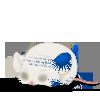 Adoptiere einen Maus Milchschokolade