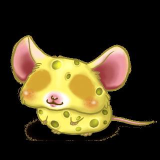 Adoptiere einen Maus Gruyere