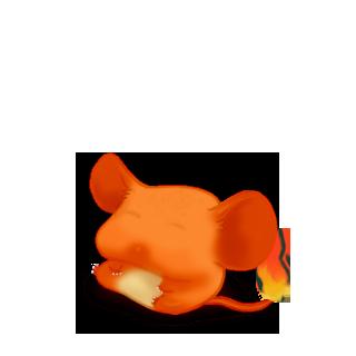 Adoptiere einen Maus Feuer