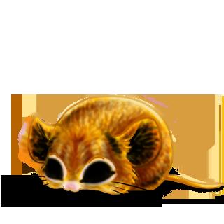 Adoptiere einen Maus Löwe