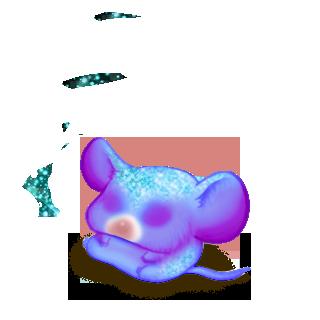 Adoptiere einen Maus Neon