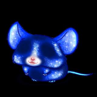 Adoptiere einen Maus Pailletten
