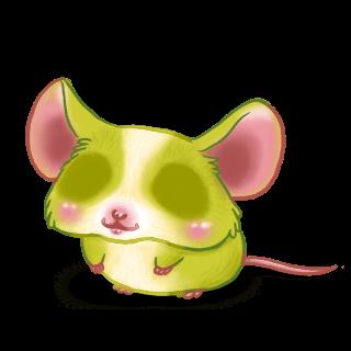 Adoptiere einen Maus Apfel