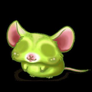 Adoptiere einen Maus Menschenfresser