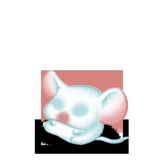 Adoptiere einen Maus Schnee