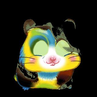 Adoptiere einen Hamster Fräulein