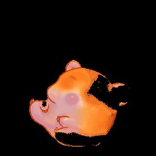 Adoptiere einen Hamster Pinklila