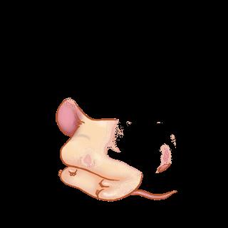 Adoptiere einen Maus Klassische Aprikose