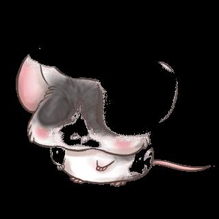 Adoptiere einen Maus Fräulein