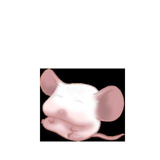 Adoptiere einen Maus Silber