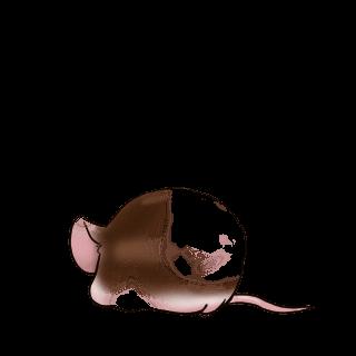 Adoptiere einen Maus Beige